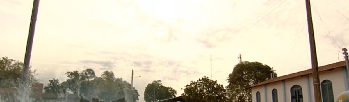'Fantástico' mostra ação conjunta da SBD, da RESP e da Regional Goiás no povoado de Araras (GO)