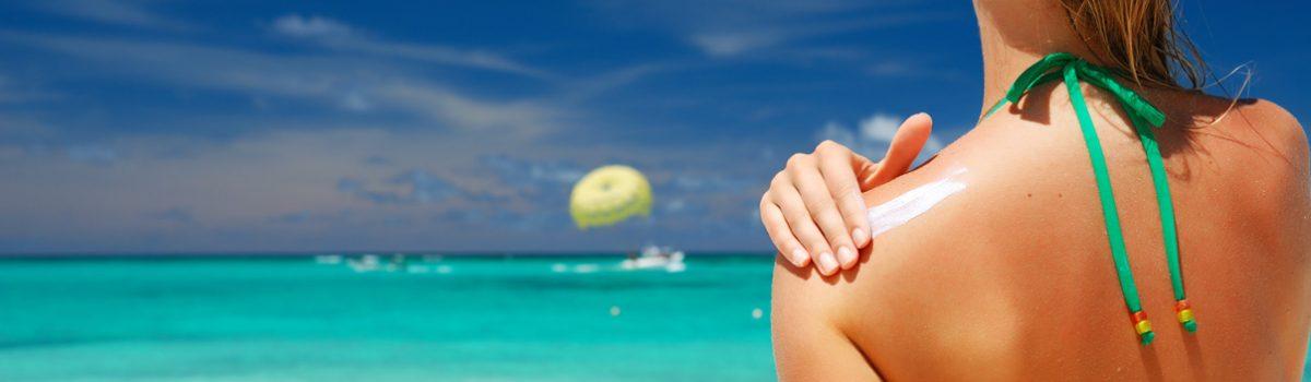 O protetor solar deve ser usado o ano inteiro e diariamente