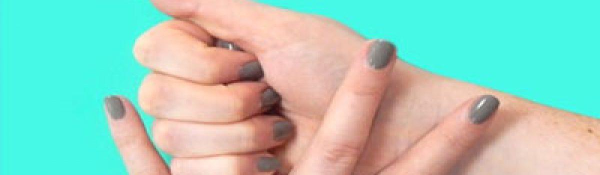 Quando você aperta a unha do dedo da mão, a região dói muito? Pode ser um tumor glômico